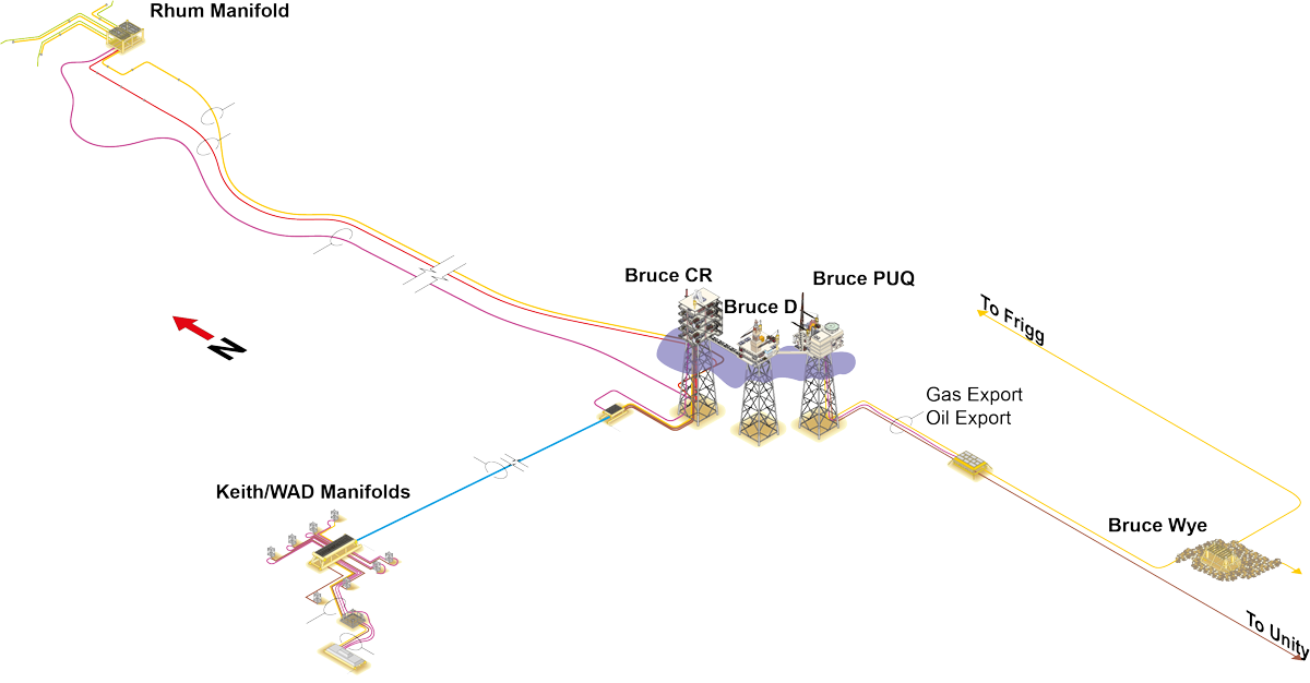 BKR overview map